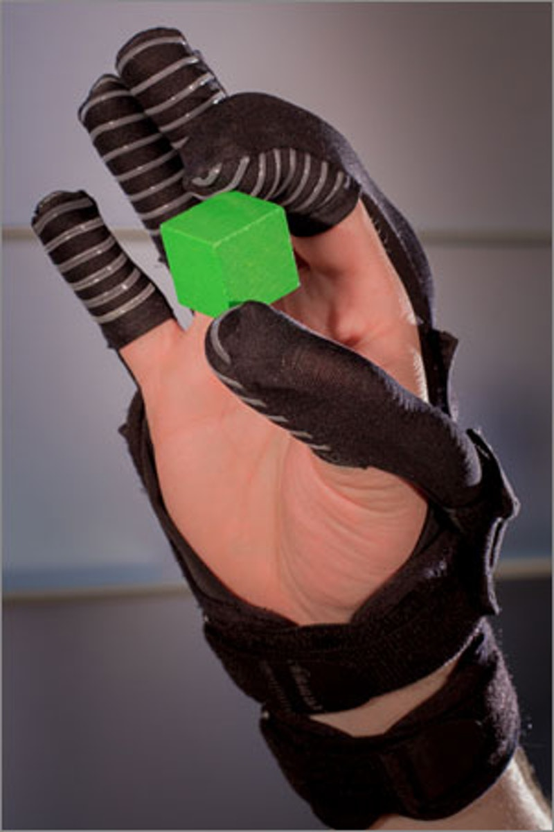 Soft Robotic Glove Puts Control In The Grasp Of Hand