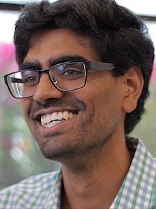 Tej Patel Headshot