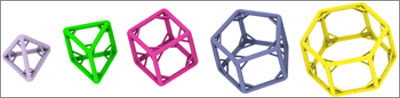 Different Examples of Polyhedra